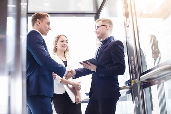 do you have your elevator pitch ready